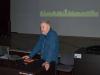 prof. dr Dragan Gajić, početak predavanja